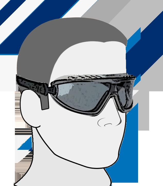 Protección visual